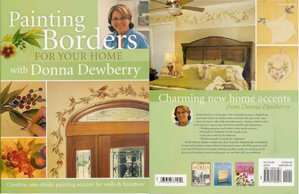 1 Stroke 33125 Painting Borders For Your Home With Donna Dewberry